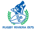 Logo Rugby Riviera 1975