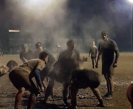 Un'azione di gioco di Mirano - Casale giocata il 9 dicembre. Foto Mirna Cestaro.