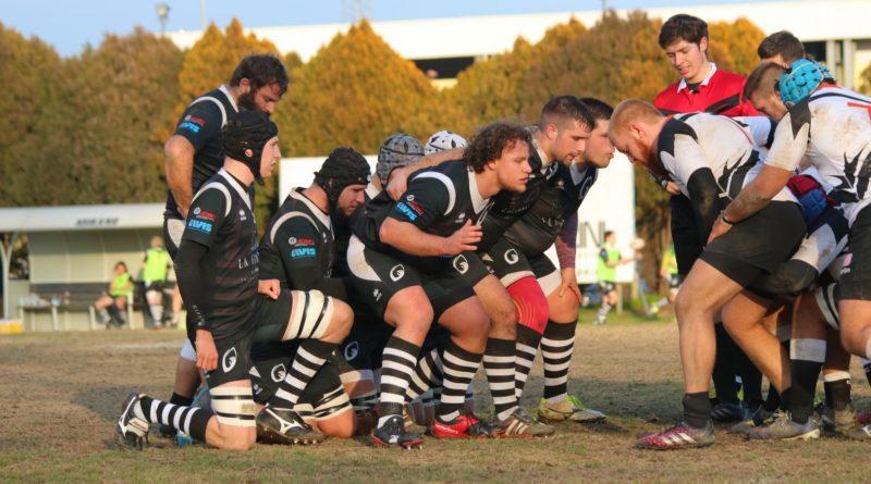 La Prima Squadra del Mirano Rugby in una immagine di repertorio.
