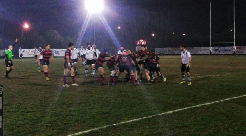 Un'azione di gioco dall'incontro di sabato 10 marzo. Foto Ettore Griffoni.