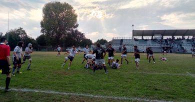 un'immagine dal match Mirano-Verona di domenica scorsa. Foto: Arianna Simionato