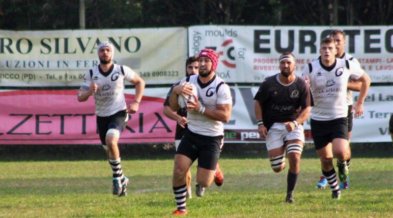 Rugby Mirano in un'immagine di repertorio. Foto: Mauro Bonicelli.