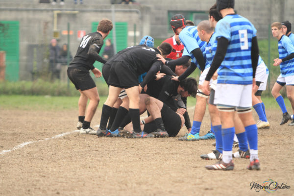 Under 18, Rugby Mirano vs Ftgi Rugby Polesine (ph Cestaro)