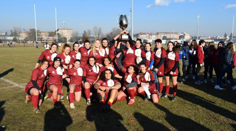 la selezione CRV Femminile Veneto Ovest, foto Govanni Sultato